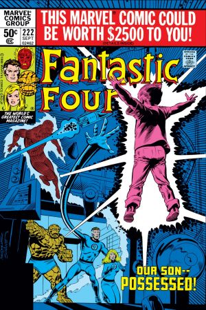 Fantastic Four (1961) #222