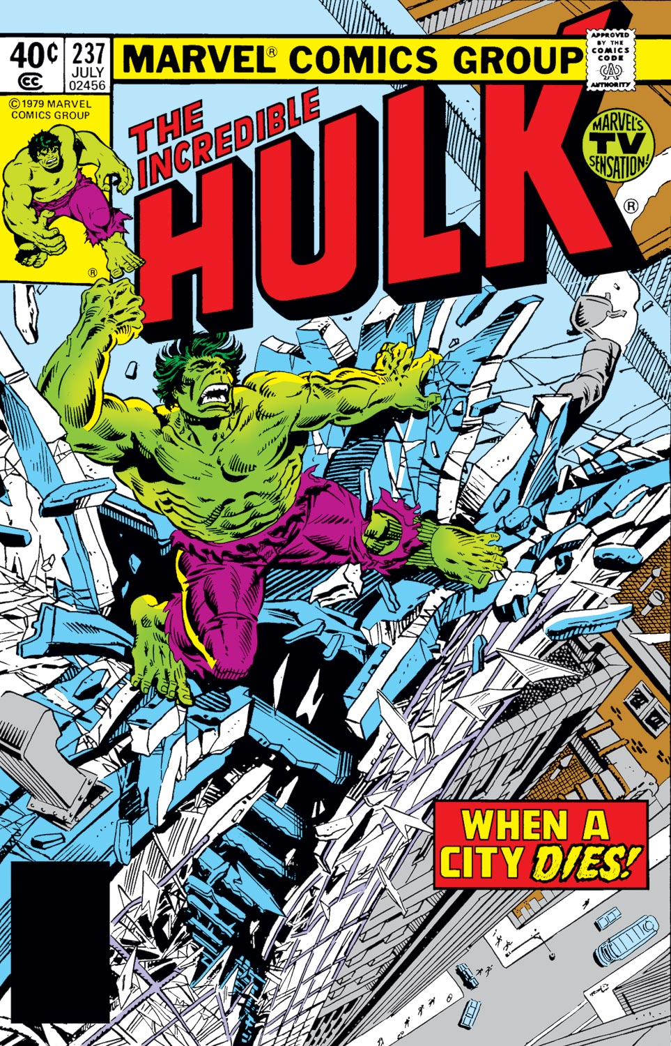 Incredible Hulk (1962) #237