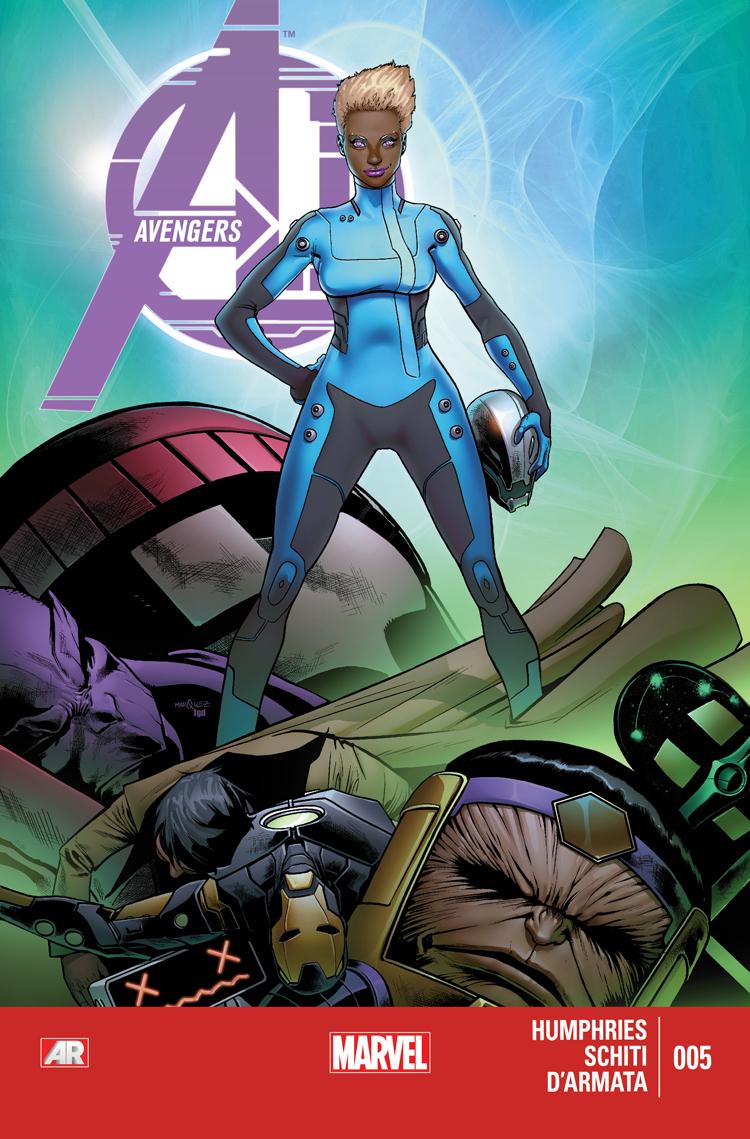 Avengers a.I. (2013) #5