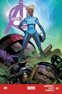 Avengers A.I. #5