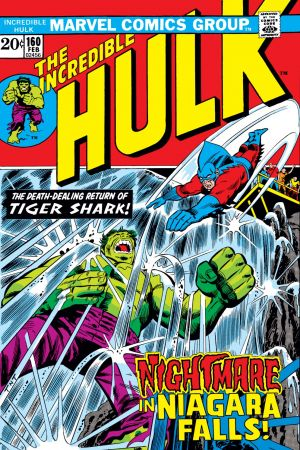 Incredible Hulk (1962) #160