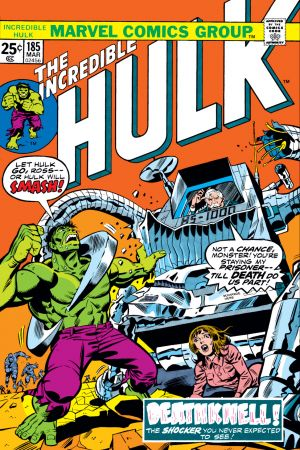 Incredible Hulk (1962) #185