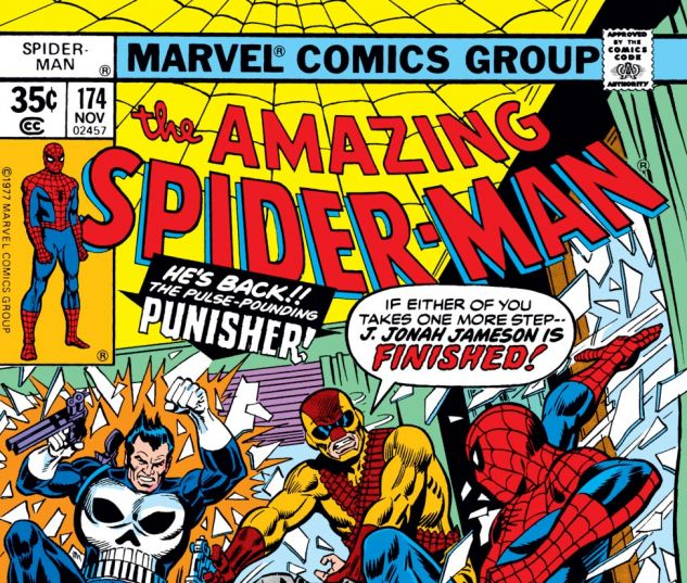 Amazing Spider-Man (1963) #174 Cover