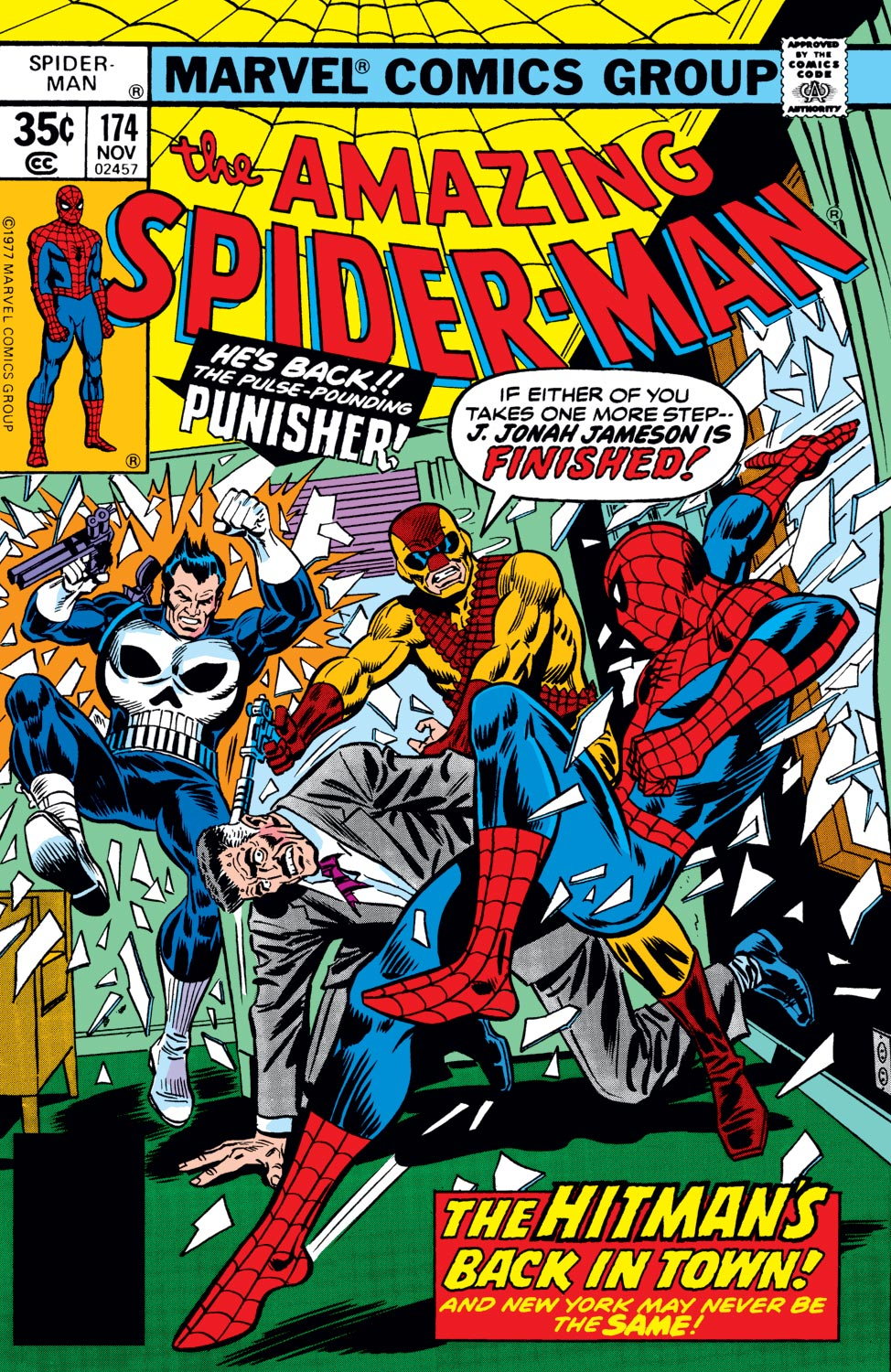 The Amazing Spider-Man (1963) #174