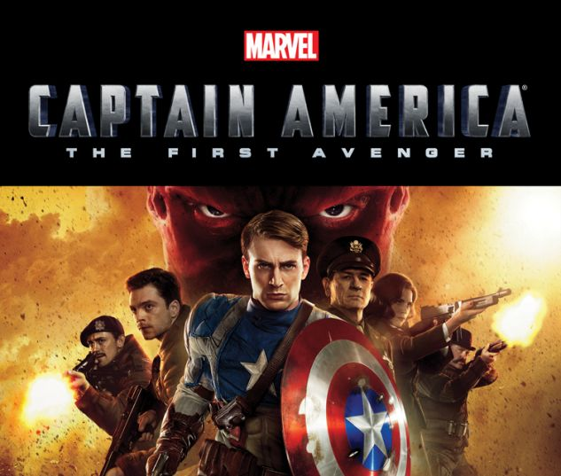 MARVEL'S CAPTAIN AMERICA: THE FIRST AVENGER ADAPTATION 2