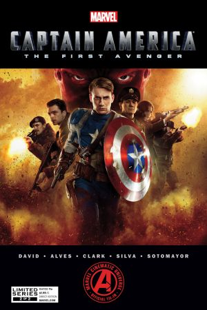 Marvel's Captain America: The First Avenger Adaptation #2