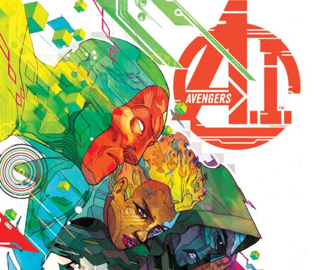 AVENGERS A.I. 8.NOW WARD VARIANT (ANMN, 1 FOR 50)