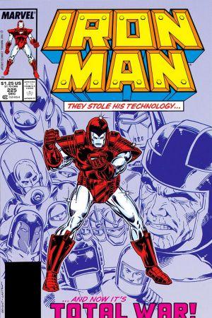 Iron Man #225
