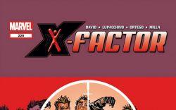 X-Factor (2005) #229