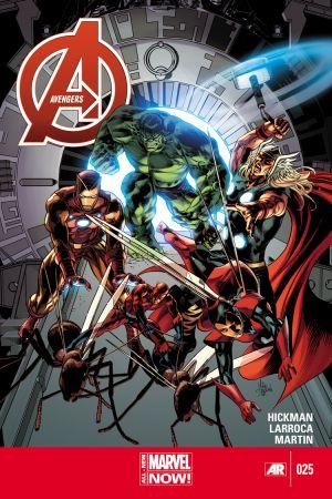 Avengers (2012) #25