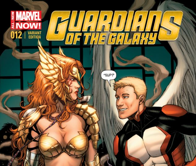 GUARDIANS OF THE GALAXY 12 KEOWN VARIANT (ANMN, WITH DIGITAL CODE)