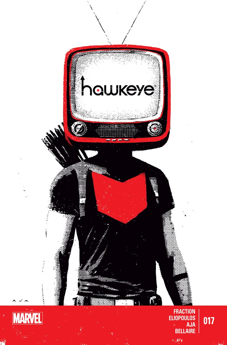 Hawkeye (2012) #17