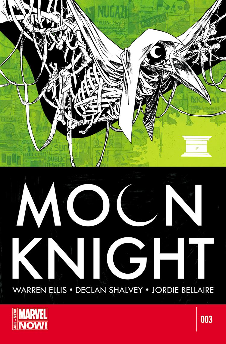 Moon Knight (2014) #3