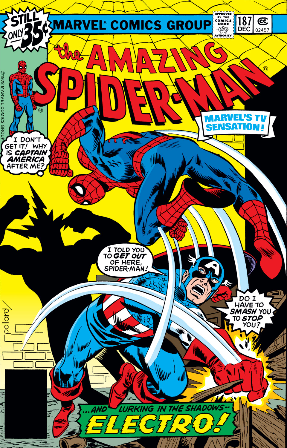 The Amazing Spider-Man (1963) #187