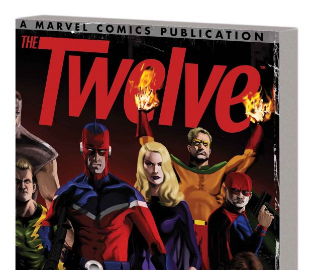 THE TWELVE: THE COMPLETE SERIES TPB
