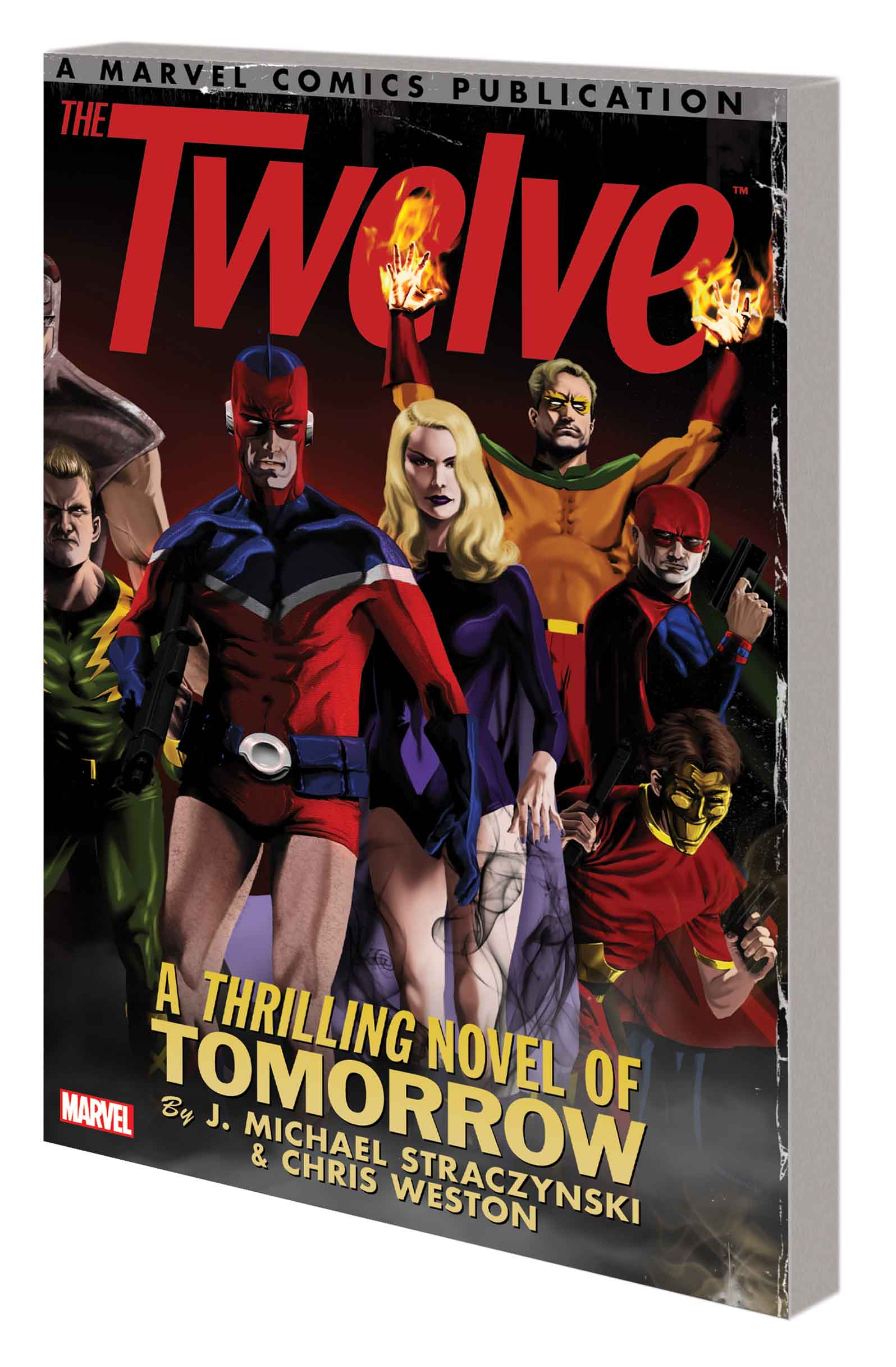 The Twelve: The Complete Series (Trade Paperback)