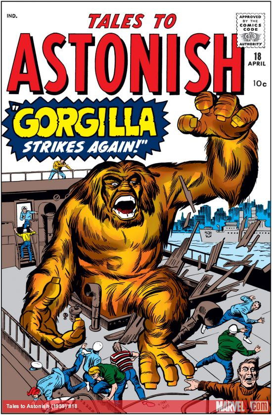 Tales to Astonish (1959) #18