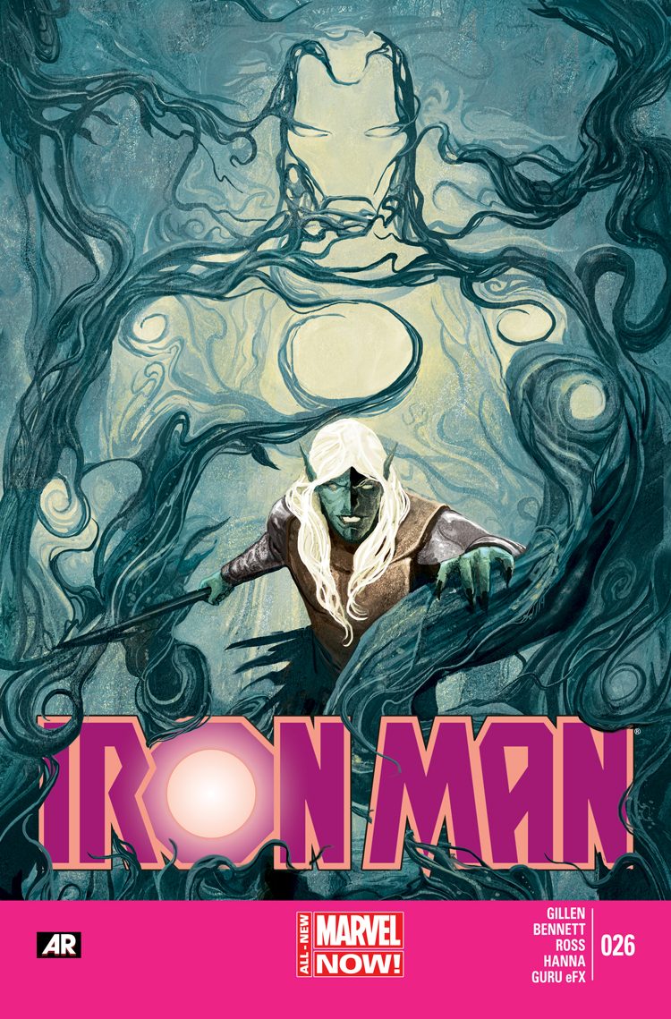 Iron Man (2012) #26
