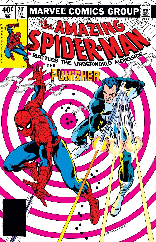 The Amazing Spider-Man (1963) #201