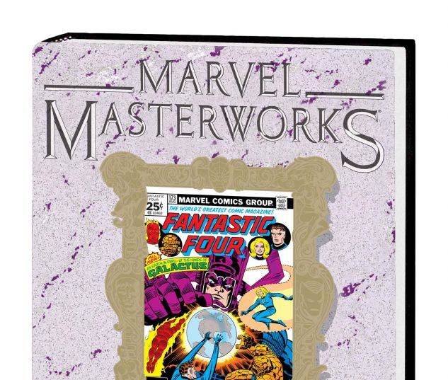 MARVEL MASTERWORKS: THE FANTASTIC FOUR VOL. 16 HC VARIANT (DM ONLY)