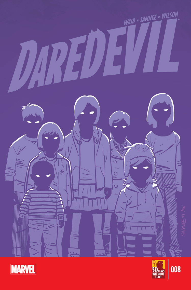 Daredevil (2014) #8