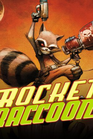 Rocket Raccoon (2014 - 2015)