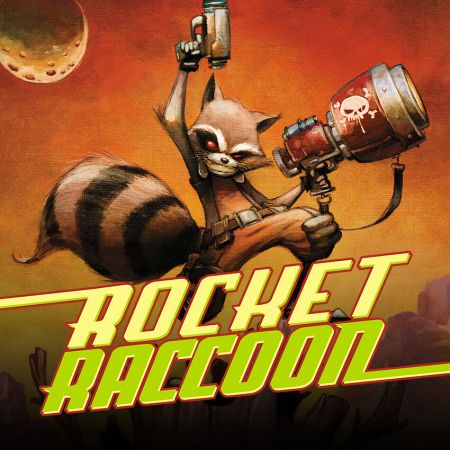 Rocket Raccoon (2014 - Present)