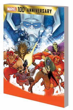 Marvel 100th Anniversary (Trade Paperback)