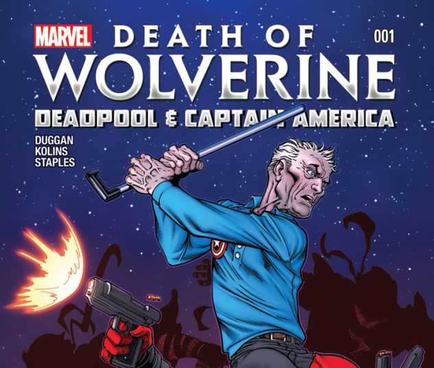 DEATH OF WOLVERINE: DEADPOOL & CAPTAIN AMERICA 1 (WITH DIGITAL CODE)