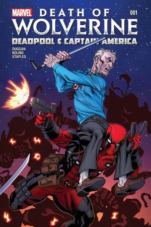 Death of Wolverine: Deadpool & Captain America (2014) #1