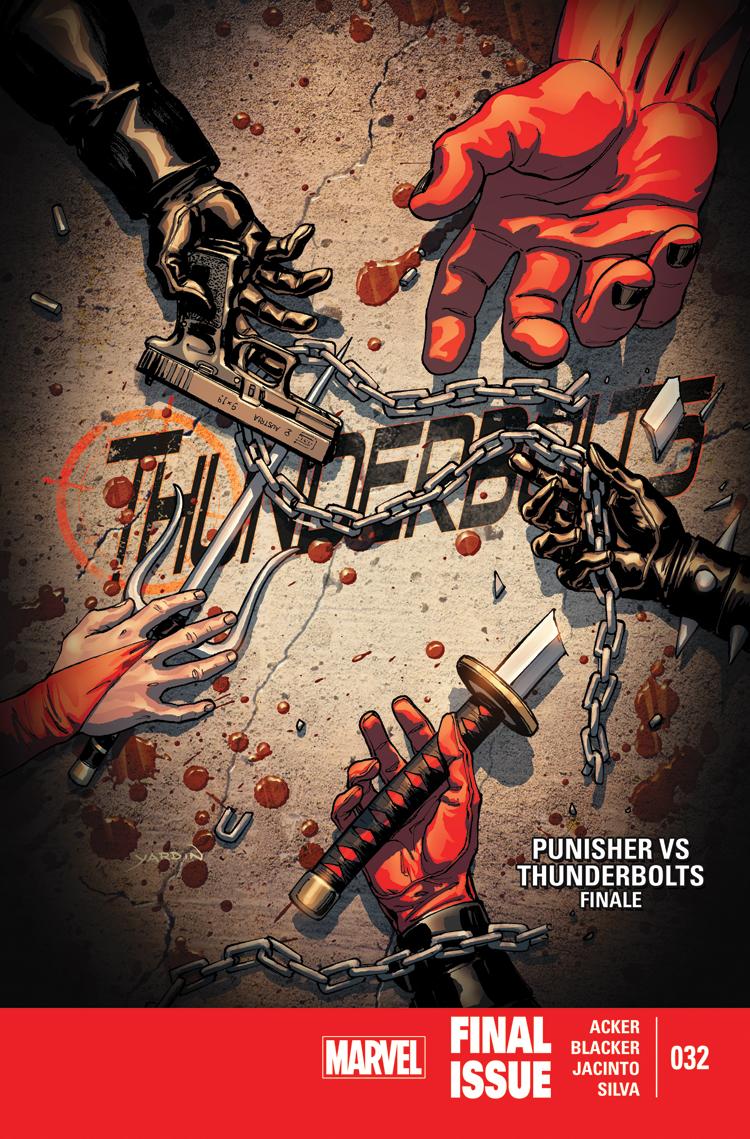 Thunderbolts (2012) #32