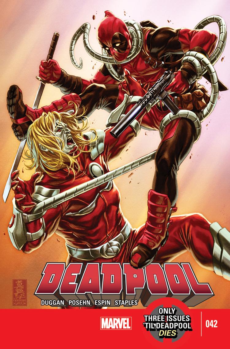 Deadpool (2012) #42
