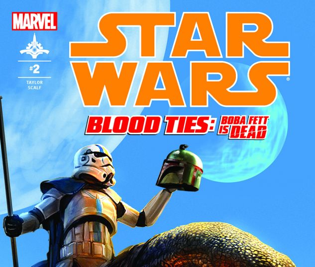 Star Wars: Blood Ties - Boba Fett Is Dead (2012) #2