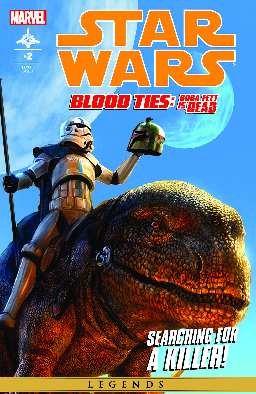 Star Wars: Blood Ties - Boba Fett Is Dead (2012) #2