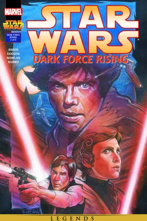 Star Wars: Dark Force Rising #2