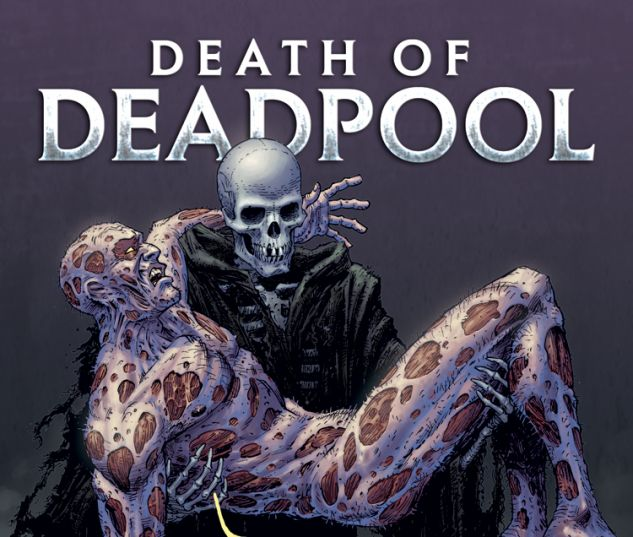 DEADPOOL 45 MOORE DEATH OF DEADPOOL VARIANT (WITH DIGITAL CODE)