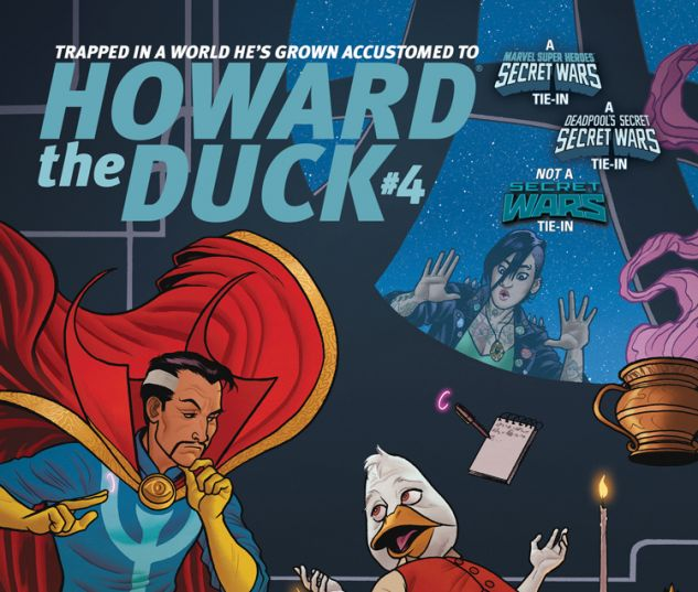 HOWARD THE DUCK 4 (WITH DIGITAL CODE)