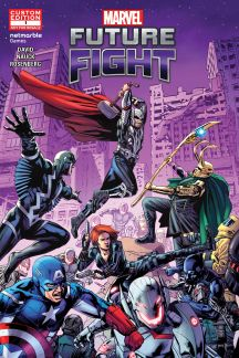 MARVEL FUTURE FIGHT   #1