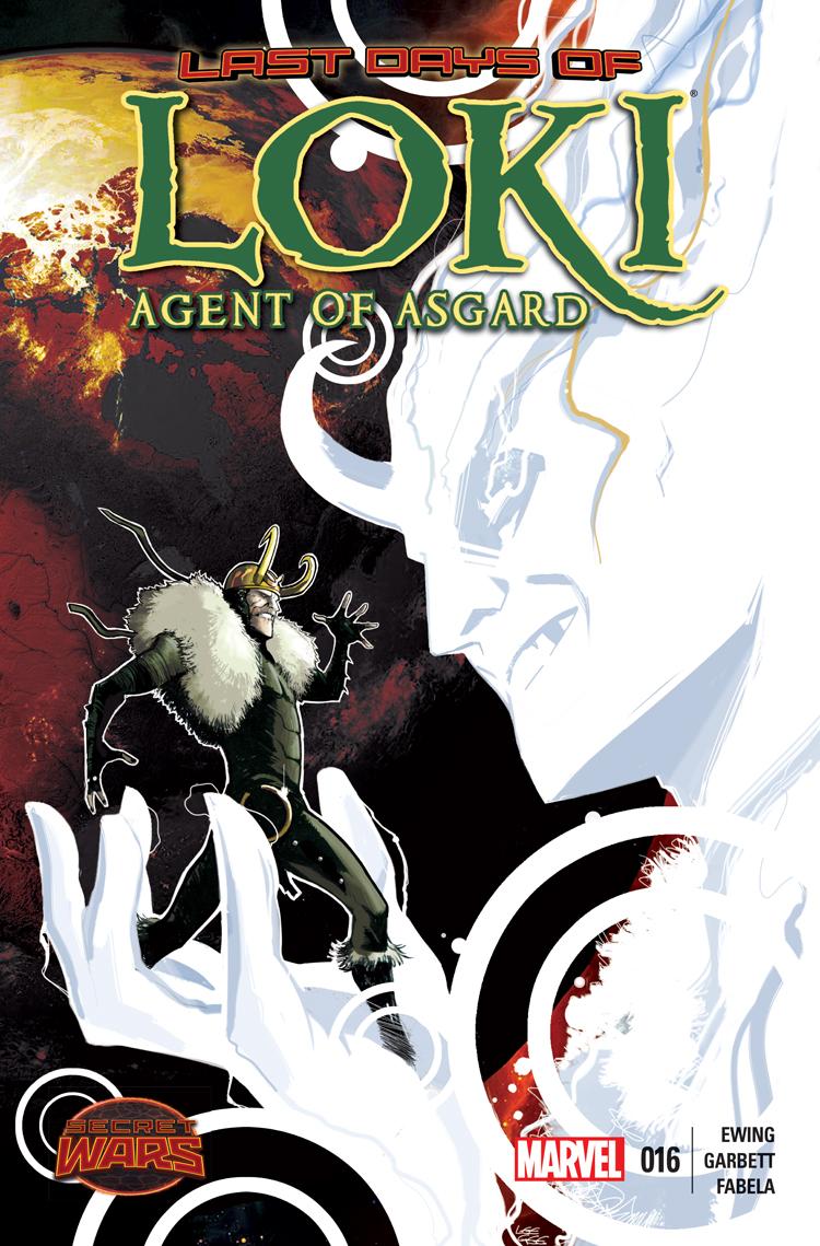 Loki: Agent of Asgard (2014) #16