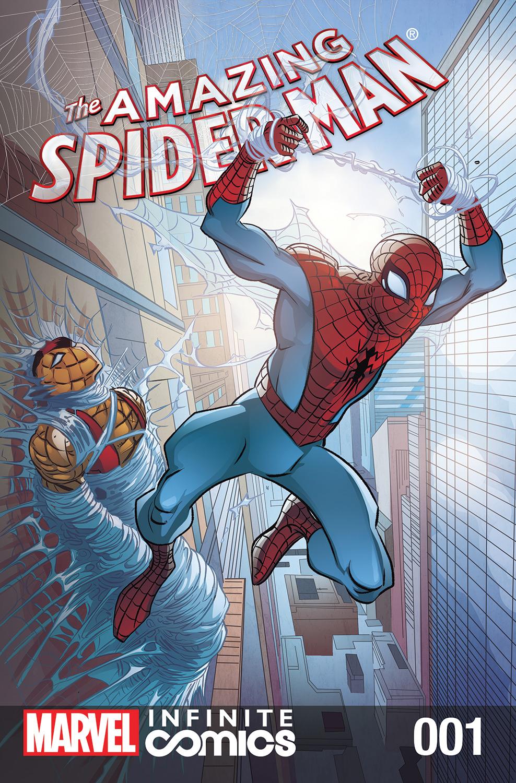 Amazing Spider-Man: Who Am I? Infinite Digital Comic (2014) #1