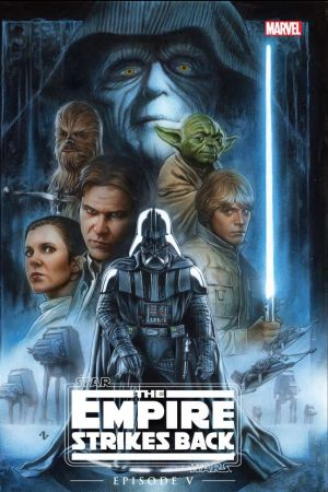 STAR WARS: EPISODE V - THE EMPIRE STRIKES BACK HC (Hardcover)