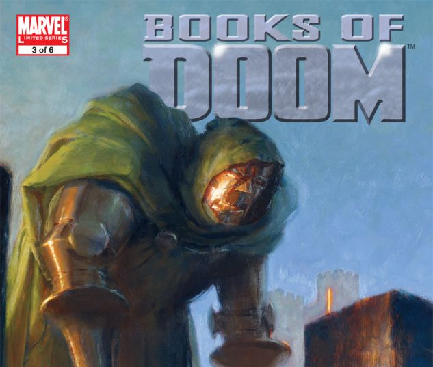 Books of Doom #3