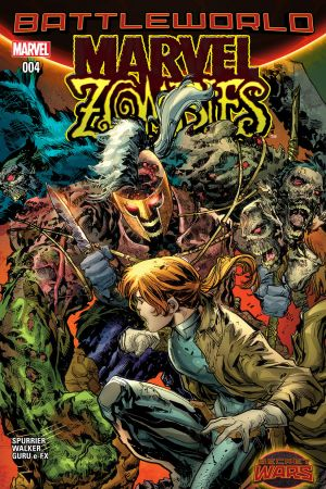 Marvel Zombies 2015 2 Walta Variant Comics Marvelcom