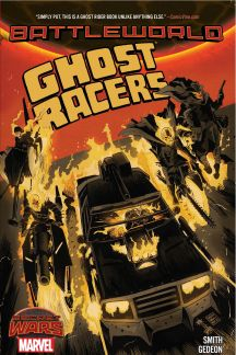 Ghost Racers (Trade Paperback)