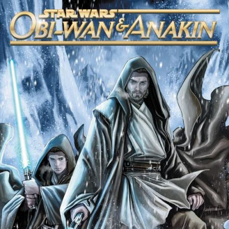 Obi-Wan and Anakin series image