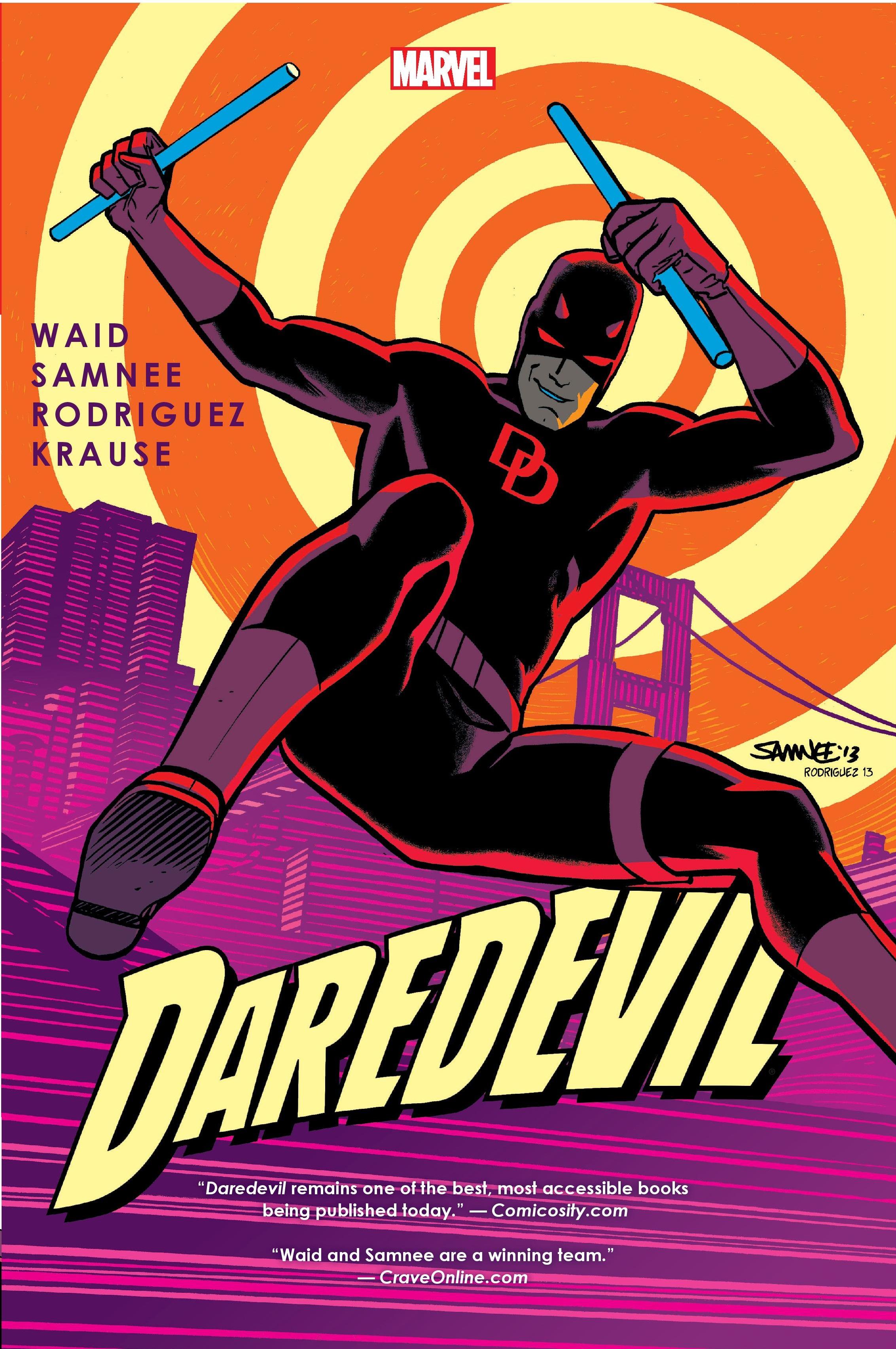 Daredevil by Mark Waid & Chris Samnee Vol. 4 (Hardcover)