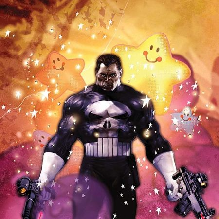 PUNISHER WAR JOURNAL ANNUAL (2008)