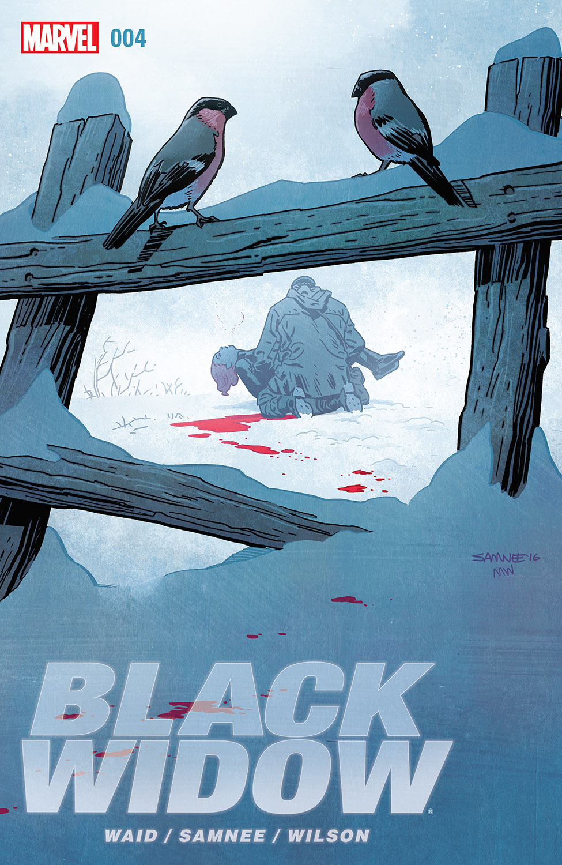 Black Widow (2016) #4