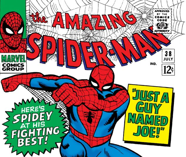 AMAZING SPIDER-MAN (1963) #38