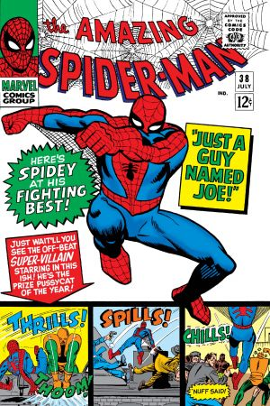 The Amazing Spider-Man (1963) #38